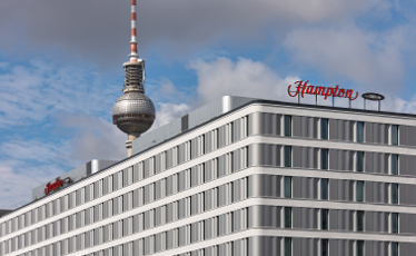 Hampton by Hilton Alexanderplatz***(*)