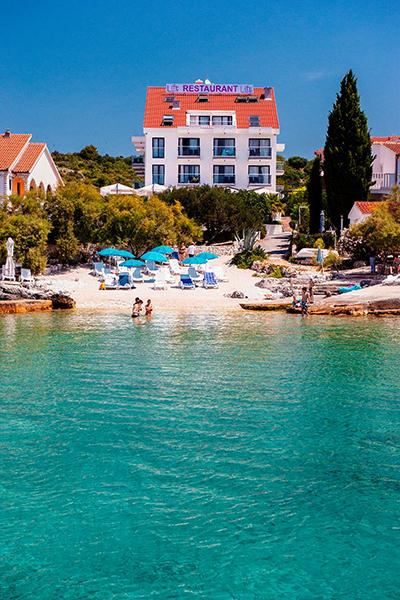 Aaretal reisen neue reisewelten boutique hotel life for Kroatien designhotel
