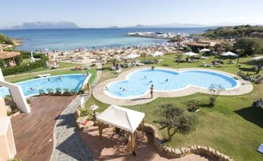 Hotel Baia Caddinas****