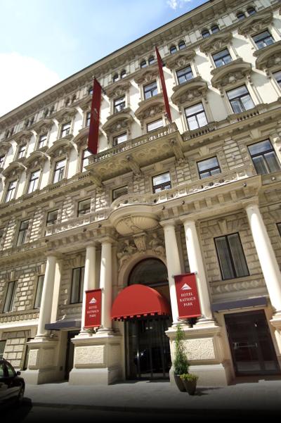 Trend Hotel Rathauspark Wien